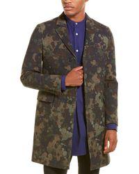 Stella McCartney Prince Wool-blend Coat - Natural