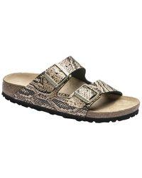 Birkenstock Arizona Leather Sandal - Multicolour