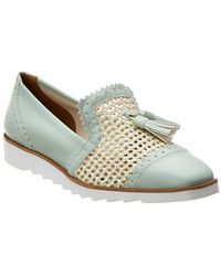 French Sole - Rickey Leather Loafer - Lyst