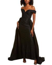 Mac Duggal Gown - Black