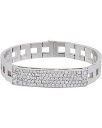 Damiani - 18k 3.26 Ct. Tw. Diamond Bracelet - Lyst