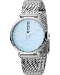 Just Cavalli Women's Cfc Watch - Blue