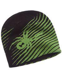 Spyder Throwback Knit Hat - Green
