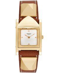 Hermès Hermes Medor Watch, Circa 1990s - Multicolour