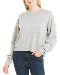 Joie Jaren Wool-blend Sweater - Grey