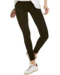LNA Zipper Legging - Black