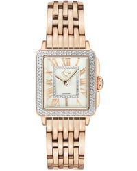 Gv2 Padova Diamond Watch - Metallic