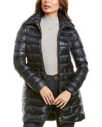 Herno Maria Medium Down Jacket - Blue