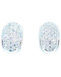 Arthur Marder Fine Jewelry 2.40 Ct. Tw. Diamond Earrings - Blue