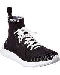 Dior Homme Mesh Sneaker - Black