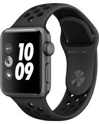 Apple Watch S3 38mm - Black