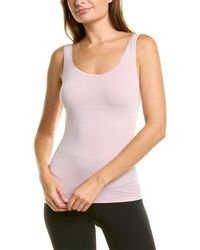 Yummie By Heather Thomson Active Reversible Tank - Purple