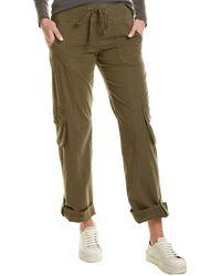 XCVI Wearables Django Ankle Pant - Pink