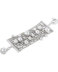 De Grisogono - 18k 4.70 Ct. Tw. Diamond Bracelet - Lyst