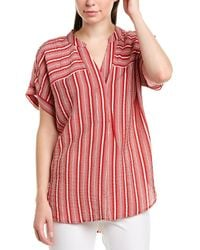 Vince Camuto Top - Red