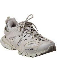 Balenciaga - Track Mesh & Nylon Sneaker - Lyst
