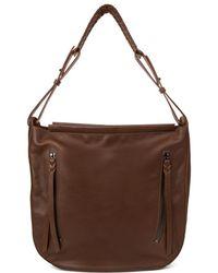 Kooba - Beverly Leather Hobo - Lyst