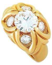 BVLGARI Bulgari 18k 2.60 Ct. Tw. Diamond Ring - Metallic