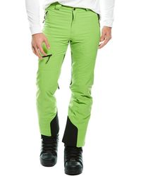 Spyder Propulsion Pant - Green