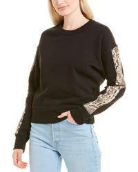 n:PHILANTHROPY Azure Sweatshirt - Brown