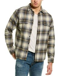 Tailor Vintage Heavy Weight Brawny Shirt - Multicolour