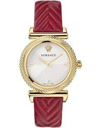 Versace V-motif Vintage Logo Watch - Multicolour