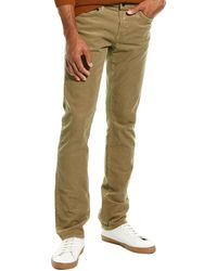 J Brand Tyler Pallidus Corduroy Slim Leg Jean - Natural