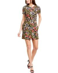 French Connection Cadencia A-line Dress - Black