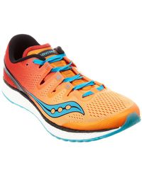 Saucony - Freedom Iso Running Shoe - Lyst
