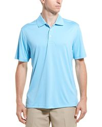 Brooks Brothers Golf Oxford Polo - Blue