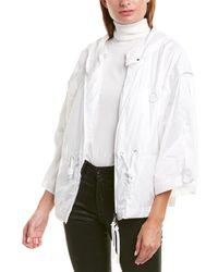 Moncler - Raincoat - Lyst
