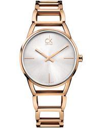 Calvin Klein Stately Watch - Metallic