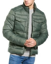 Save The Duck Shirt Jacket - Green