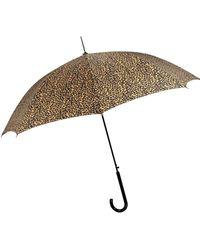 Leighton Milan Automatic Stick Umbrella - Multicolour