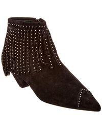 2290df3ba03 Saint Laurent Blake - Women's Saint Laurent Blake Boots - Lyst