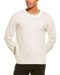 Monrow Crewneck Sweatshirt - Natural