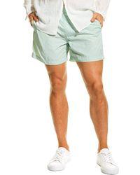 Onia Crinkle Multifunctional Short - Green