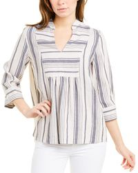 Weekend by Maxmara - Weekend Max Mara Linen-blend Shirt - Lyst