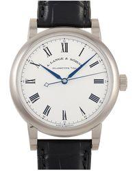 A. Lange & Sohne Men's Watch - Metallic