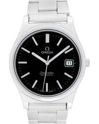Omega Omega 1970s Men's Seamaster Watch - Metallic