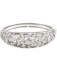 Damiani - 18k 1.98 Ct. Tw. Diamond Bracelet - Lyst