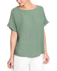 NIC+ZOE T-shirt - Green