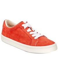 Frye - Women's Kerry Lace-up Trainers - Lyst