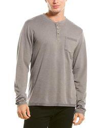Sovereign Code Norman Henley Shirt - Grey