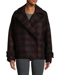 IRO - Tesye Wool Coat - Lyst