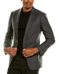 Tom Ford Wool Blazer - Grey