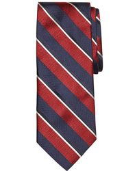 Brooks Brothers - Mixed Weave Stripe Tie - Lyst