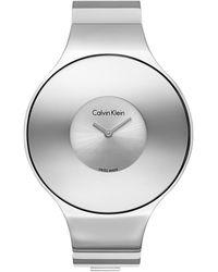 Calvin Klein Seamless Watch - Metallic