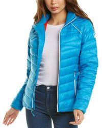 Spyder Timeless Hoodie Jacket - Blue