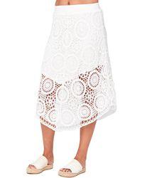 XCVI Skirt - White